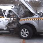 Watch: One of SA's most-popular bakkies fails miserably in crash tests
